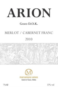 Arion - Red Wine