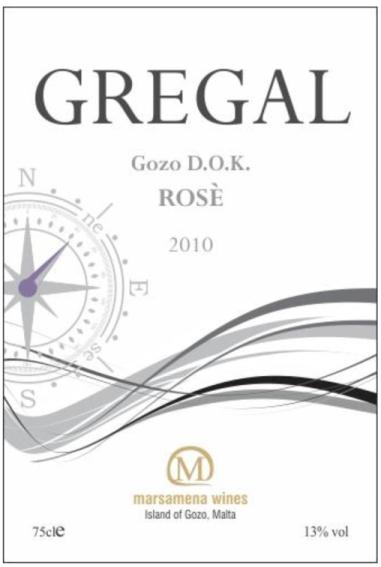 Gregal - Rose Wine