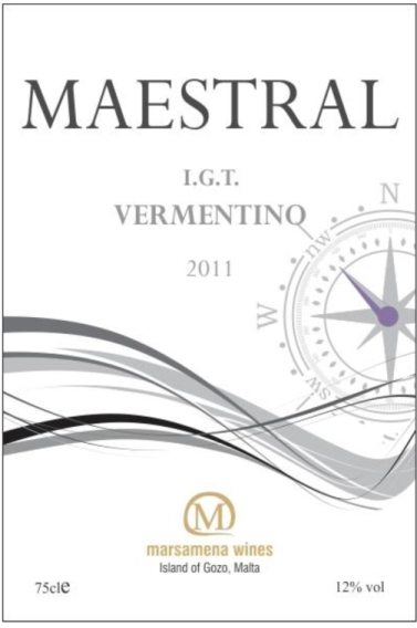 Maestral Dry White Wine