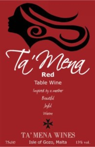 Red Table Wine