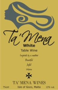 Table Wine - White